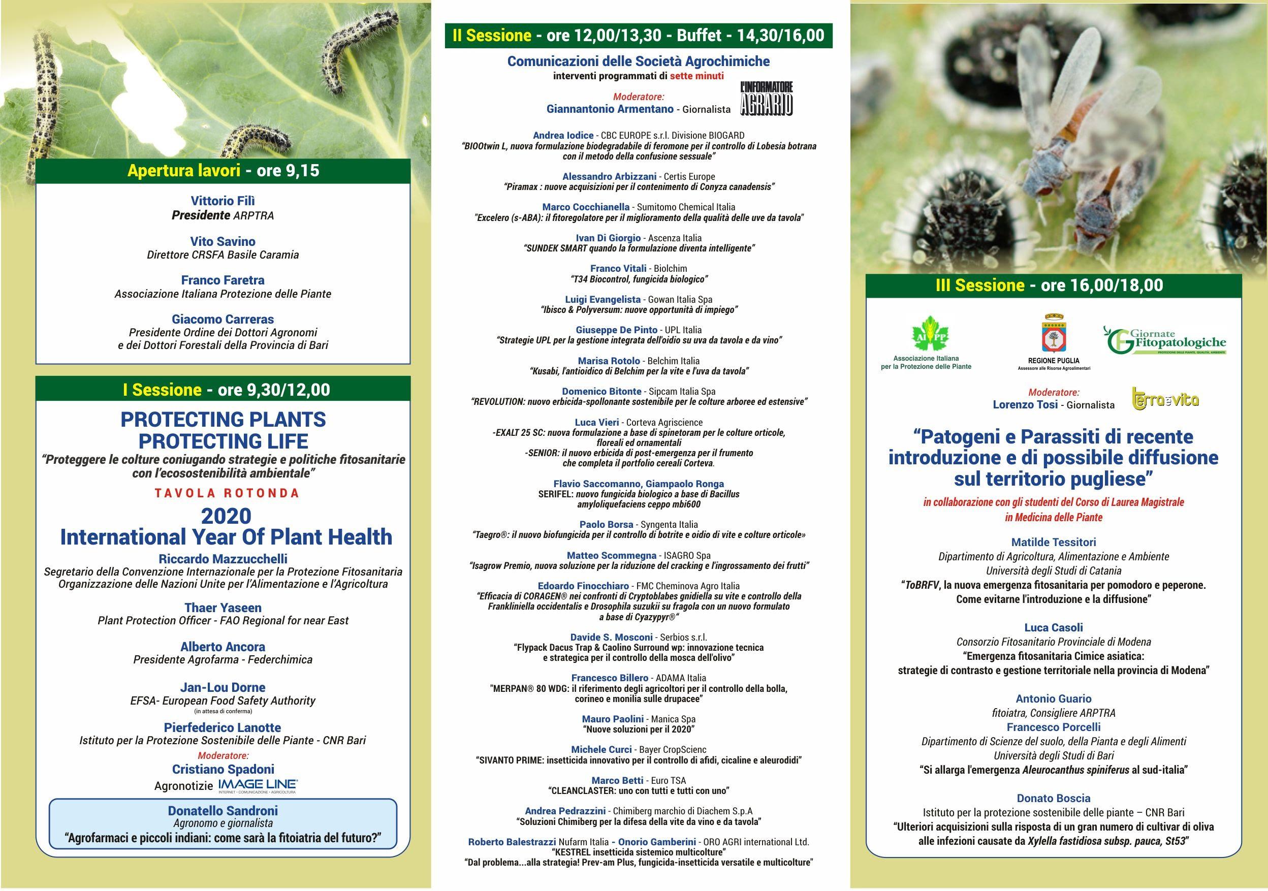 31° Forum di medicina vegetale_Bari 11 dicembre pv - La partecipazione all'evento prevede l'attribuzione di 0.781 CFP di tipo caratterizzante